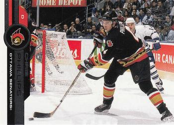 2001-02 Pacific #277 Chris Phillips Front