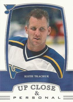 2002-03 Be a Player First Edition #331 Keith Tkachuk Front