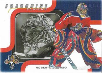 Roberto Luongo Gallery The Trading Card Database