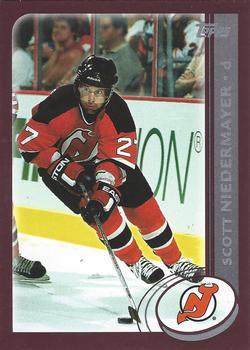 2002-03 Topps #167 Scott Niedermayer Front