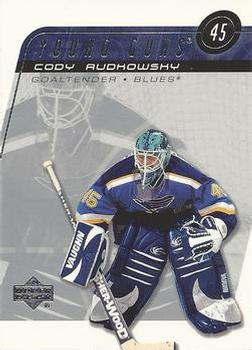 2002-03 Upper Deck #453 Cody Rudkowsky Front