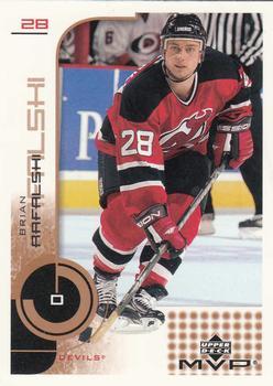 2002-03 Upper Deck MVP #106 Brian Rafalski Front