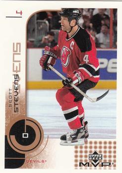 2002-03 Upper Deck MVP #109 Scott Stevens Front