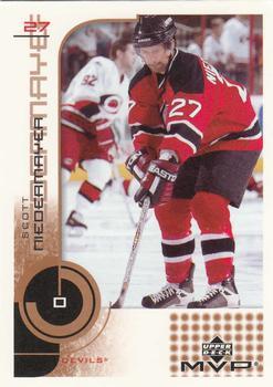 2002-03 Upper Deck MVP #111 Scott Niedermayer Front