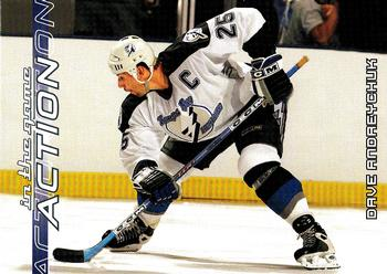 2003-04 In The Game Action #568 Dave Andreychuk Front