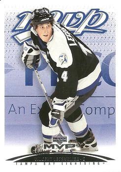 2003-04 Upper Deck MVP #377 Vincent Lecavalier Front