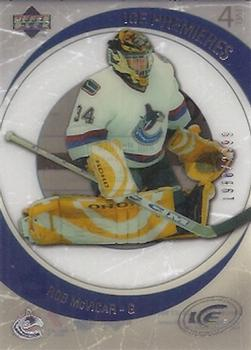 2005-06 Upper Deck Ice #182 Rob McVicar Front
