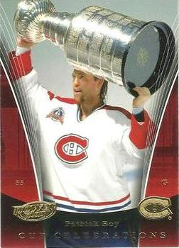 2005-06 Upper Deck PowerPlay #122 Patrick Roy Front