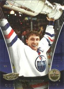 2005-06 Upper Deck PowerPlay #123 Wayne Gretzky Front