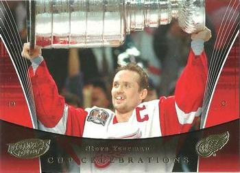 2005-06 Upper Deck PowerPlay #125 Steve Yzerman Front