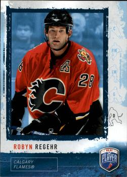 2006-07 Be A Player #56 Robyn Regehr Front