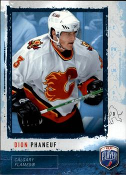2006-07 Be A Player #64 Dion Phaneuf Front