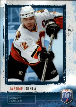 2006-07 Be A Player #110 Jarome Iginla Front