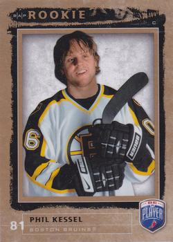 2006-07 Be A Player #202 Phil Kessel Front