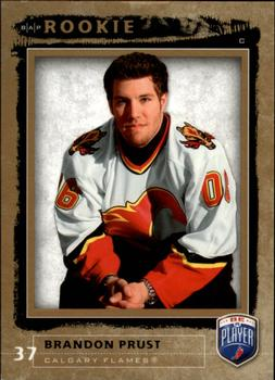 2006-07 Be A Player #243 Brandon Prust Front