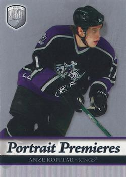 2006-07 Be A Player Portraits #115 Anze Kopitar Front