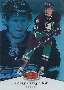 2006-07 Flair Showcase #3 Corey Perry Front
