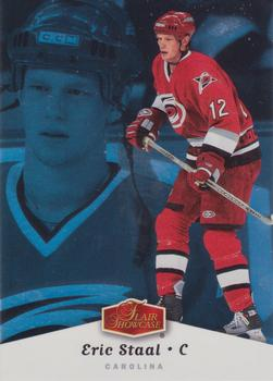 2006-07 Flair Showcase #19 Eric Staal Front