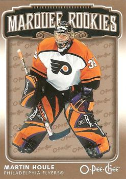 2006-07 O-Pee-Chee #600 Martin Houle Front