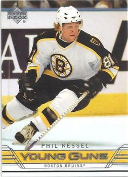 2006-07 Upper Deck #204 Phil Kessel Front