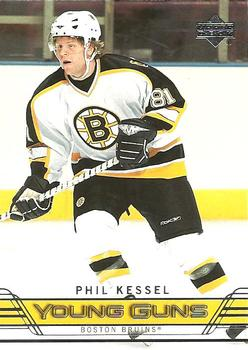 2006-07 Upper Deck #250 Phil Kessel Front