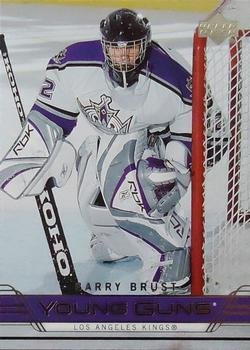 2006-07 Upper Deck #473 Barry Brust Front