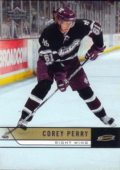 2006-07 Upper Deck #1 Corey Perry Front