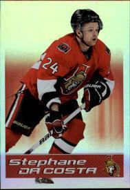 2011-12 SP Authentic Rookie Extended #R70 Stephane Da Costa Ottawa Senators Verzamelkaarten: sport Verzamelkaarten, ruilkaarten