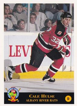 1994 Classic Pro Prospects #222 Cale Hulse Front