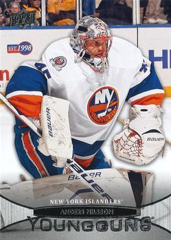 2011-12 Upper Deck #482 Anders Nilsson Front