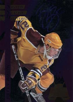 1996 Edge Ice Future Legends - Signed, Sealed and Delivered #3 Brian Bonin  Front