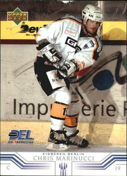 210 Denis Pederson Eisbären Berlin DEL 2006-07