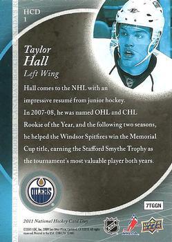 2010 11 Upper Deck National Hockey Card Day Hockey Gallery