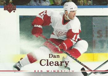 2007-08 Upper Deck #2 Daniel Cleary Front