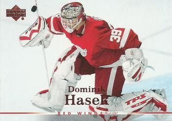 2007-08 Upper Deck #4 Dominik Hasek Front