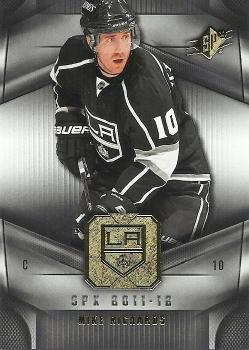 2011-12 SPx #53 Mike Richards Front