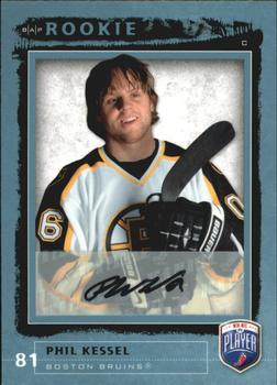 2006-07 Be A Player - Autographs #202 Phil Kessel Front