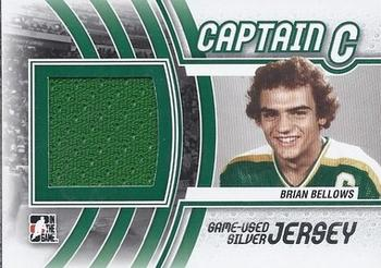 2011-12 In The Game Captain-C - Jerseys Silver #M05 Brian Bellows Front