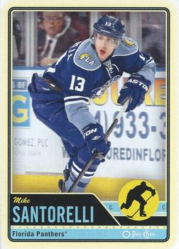 2012-13 O-Pee-Chee #295 Mike Santorelli Front