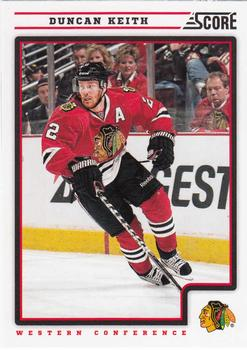 2012-13 Score #118 Duncan Keith Front