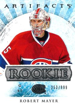 2012-13 Upper Deck Artifacts #181 Robert Mayer Front