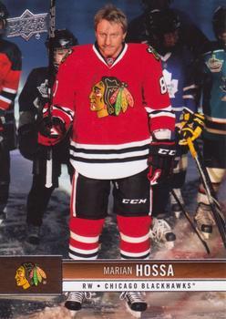 2012-13 Upper Deck #37 Marian Hossa Front