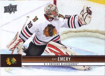 2012-13 Upper Deck #38 Ray Emery Front
