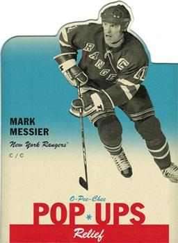 2012-13 O-Pee-Chee - Pop Ups #PU-35 Mark Messier Front