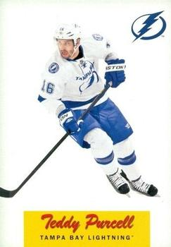 2012-13 O-Pee-Chee - Retro #44 Teddy Purcell Front