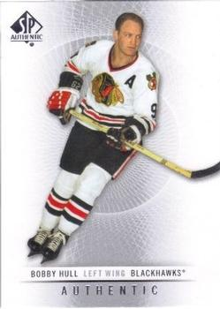 2012-13 SP Authentic #55 Bobby Hull Front
