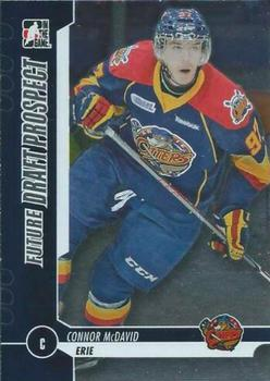 2012-13 In The Game Draft Prospects #84 Connor McDavid Front