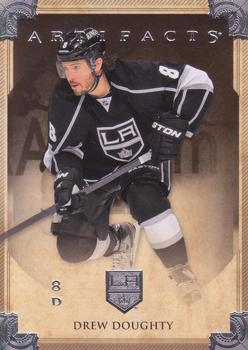 2013-14 Upper Deck Artifacts #22 Drew Doughty Front