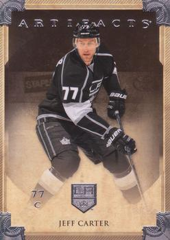 2013-14 Upper Deck Artifacts #39 Jeff Carter Front