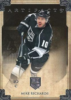 2013-14 Upper Deck Artifacts #68 Mike Richards Front